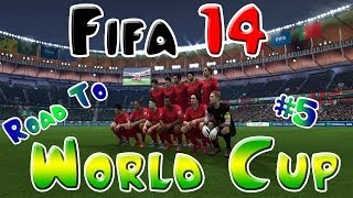 Fifa 14 Ultimate team - Road to world Cup Ep #5 - Quarterfinals!