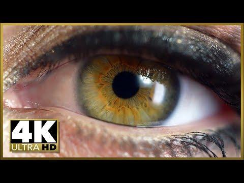 2018 BEST 4K ULTRA HD TV VIDEO SAMPLER Demo Test, UHD Stock Video Footage