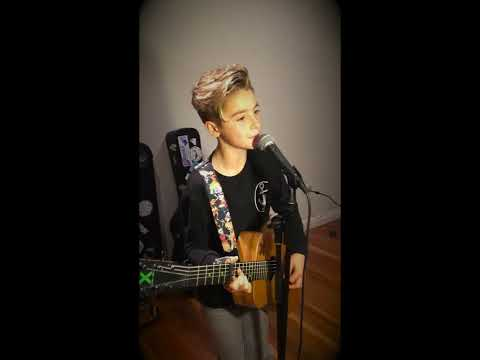 Sam's Cover of Sign of the Times by Harry Styles - age 9