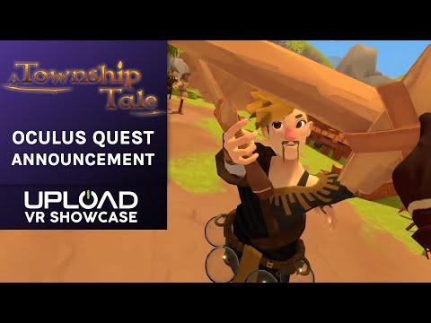 A Township Tale Oculus Quest Announcement Trailer