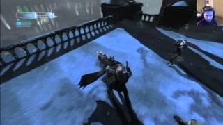 BATMAN MEETS JOKER!!! Batman Arkham Origins Gameplay Walkthrough Part 12