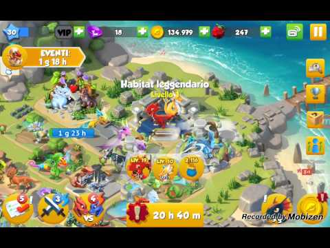 Dragon mania legends come allevare drago cosmo