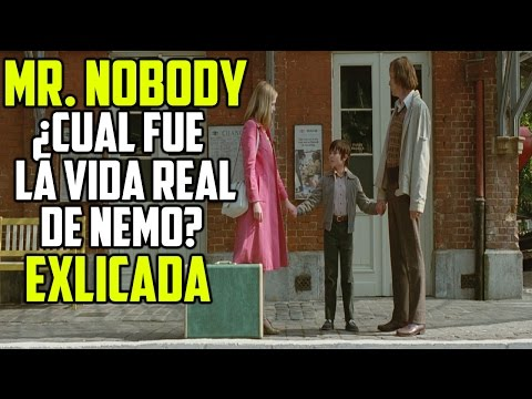 Explicación Mr. Nobody | Final de las Vidas Posibles de Mr. Nobody Explicado
