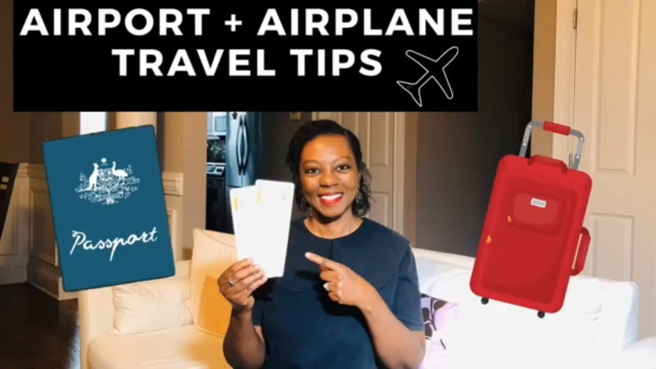 TIPS FOR LONG HAUL FLIGHTS: 15 Airplane + Airport Tips & Hacks