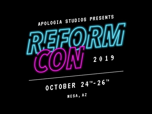 ReformCon 2019 Is Coming! Come join us!