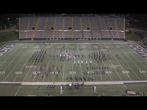 SHHS: Pride and Spirit Band McNeese Competition 2016
