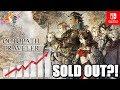 Octopath Traveler's Sales Explode Worldwide Pre-launch & WWE 2K19 Skipping Switch!   PE NewZ