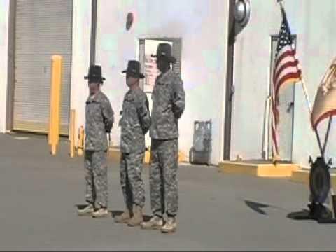 PART 1 CoC, 47th Transportation Co., Ft. Bliss, Te...