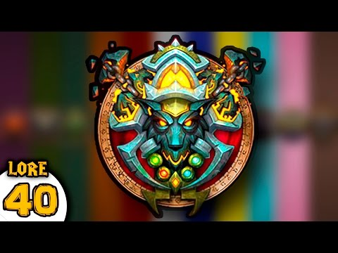 CHAMÁN | Lore Warcraft #40