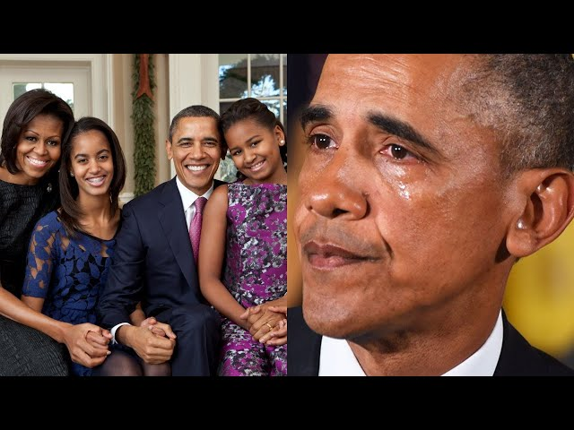 R.I.P. Barack Obama\'s Family Mourns The Death Of Family Member & Shares Heartbreaking Details.