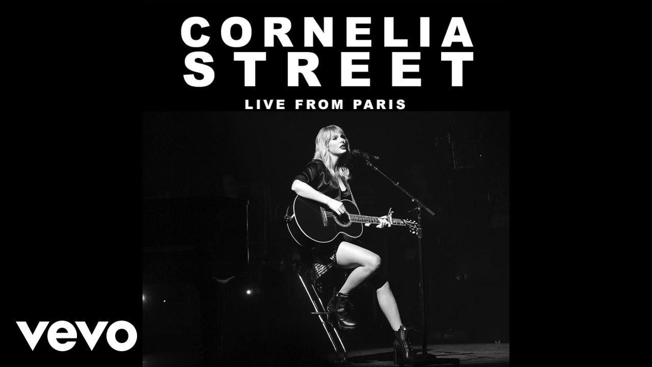 Taylor Swift - Cornelia Street (Live From Paris)