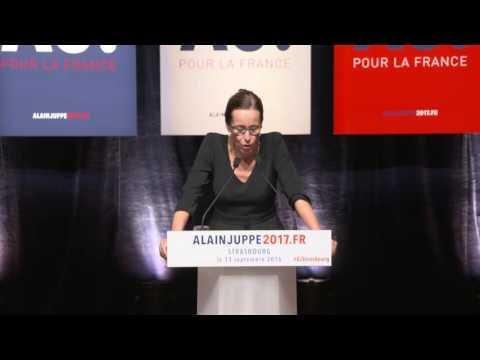 Discours d'Alain Juppé sur l'identité de la France