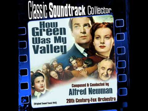 The Family and Bronwen - How Green Was My Valley (Original Soundtrack) [1941]