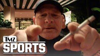 Lenny Dykstra- If Mickey Rourke Wants a Fight...LET'S FIGHT ALREADY! | TMZ Sports