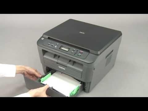 драйвер принтера brother dcp l2500d
