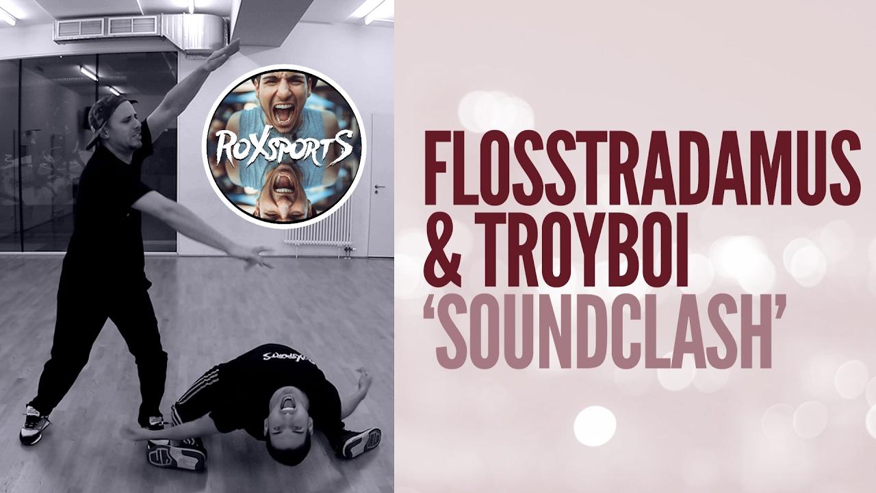 Flosstradamus troyboi soundclash скачать песню.