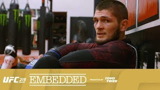 Video UFC 219 Embedded: Vlog Series - Episode 1 download MP3, 3GP, MP4, WEBM, AVI, FLV Oktober 2018