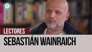 Sebastián Wainraich en Lectores (1 de 2)