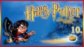 Let's play Harry Potter And The Philosopher's Stone Cz - Vyčerpávající závěr (část 10.) ⚡️ 😈 👿😲