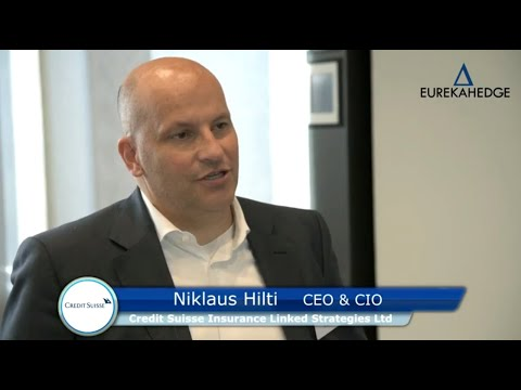 Niklaus Hilti discusses the outlook for the ILS sector