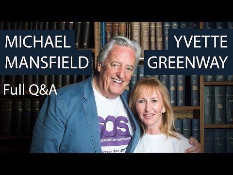 Michael Mansfield & Yvette Greenway | Full Q&A | Oxford Union