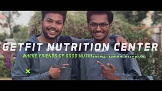 Gefit nutrition center | join us to lead healthy active lifestyle