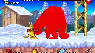 [TAS] GBA Kao the Kangaroo by TASeditor in 14:12.3
