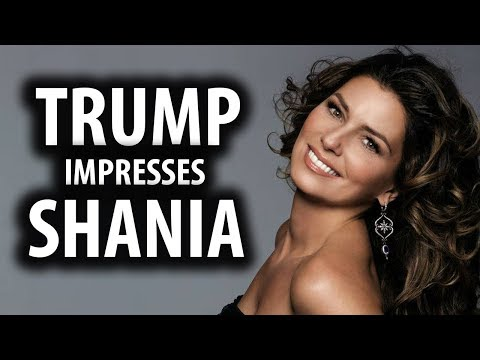 Shania Twain Apologizes For Saying She Would Have Voted Trump