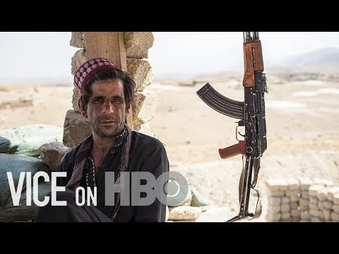What Life Is Like For Afghans Facing The Deadliest Taliban Y