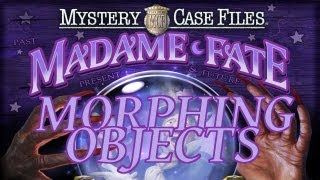 Mystery Case Files: Madame Fate - Morphing Objects