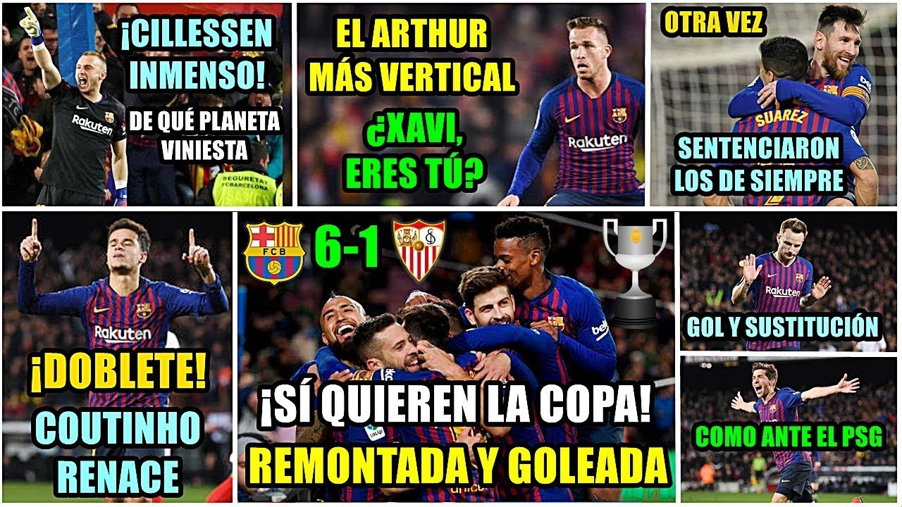 El tridente del Barcelona aplasta al Eibar