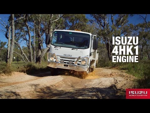 Isuzu Off-road Range - NPS 75/45-155 :: Isuzu Australia Limited
