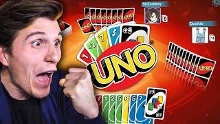Paluten, Zombey & Maudado spielen UNO