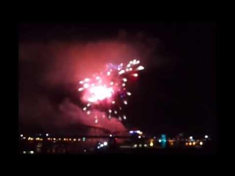 Nashville 4th of July 2012 - Fireworks