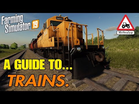 a-guide-to...-trains.-farming-simulator-19,-ps4.