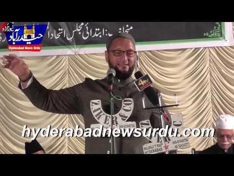 Asad owaisi criticize on Imam Ahmad Bukhari