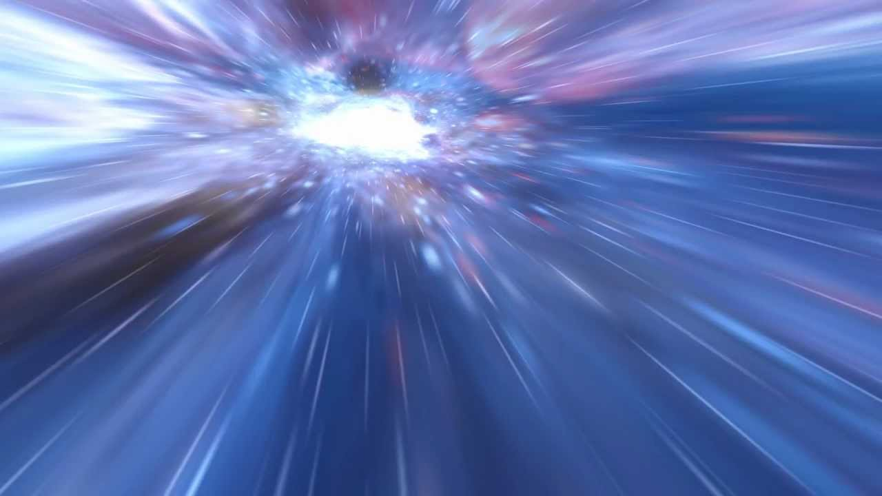 Hyperspace 3D Screensaver & Live Wallpaper - YouTube