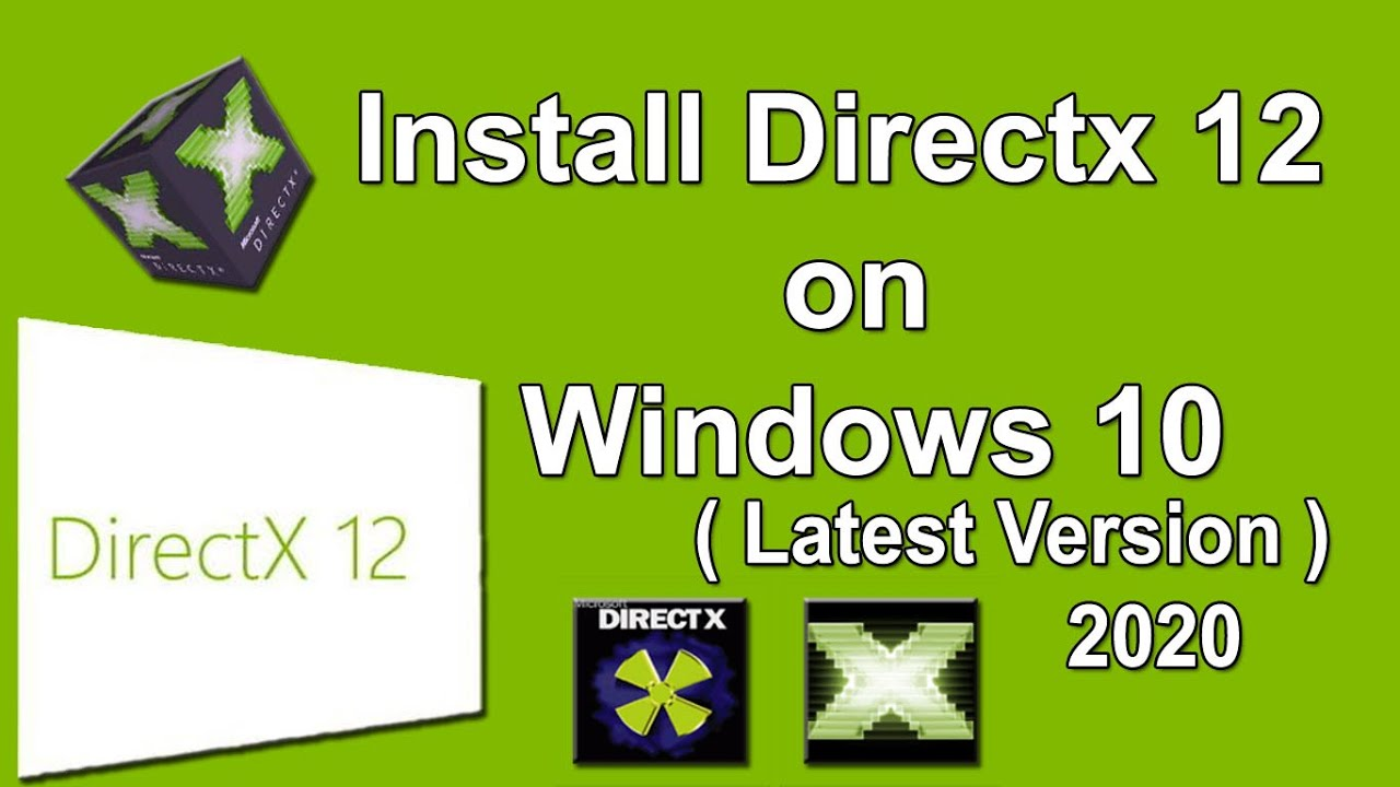 directx 64 bit download windows 7