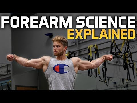 How To Build Huge Forearms | Training Science Explained