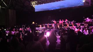 Only in Detroit! Derrick May and the Detroit Symphony Orchestra- Strings of Life LIVE