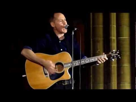 Roddy Frame - Live - Crossing Newbury Street, Paisley Abbey 27-10-12