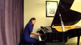 A.Piazzola- Tango Final- Ekaterina Mozhzherina