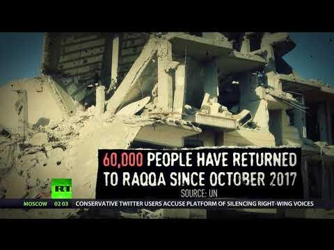 Russian UN envoy: Battle for Raqqa didn't get same outcry as Ghouta