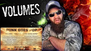 """VOLUMES - """"Hold On, We're Going Home"""" Punk Goes Pop Vol. 6 (REACTION!!!)"""