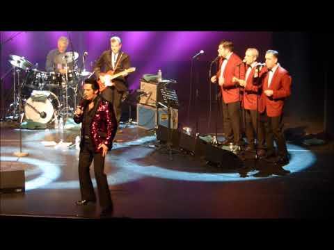 Don't Be Cruel - Dwight Icenhower -  Elvis Tribute Artist - Europa Tour 2018