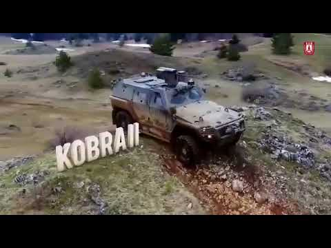 Yerli Kara Platformlarımız 2-  MADE IN TURKEY - Turkish Defence Industry