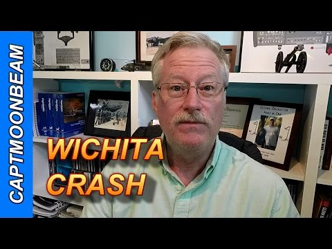 King Air 200 Crash into Flightsafety...
