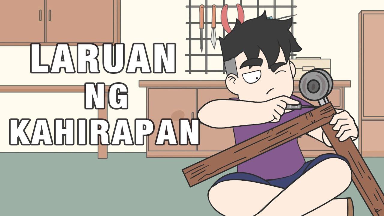 LARUAN NG KAHIRAPAN   PINOY ANIMATION