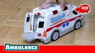 Oyuncak Ambulans Toyzz Shop mağazalarında