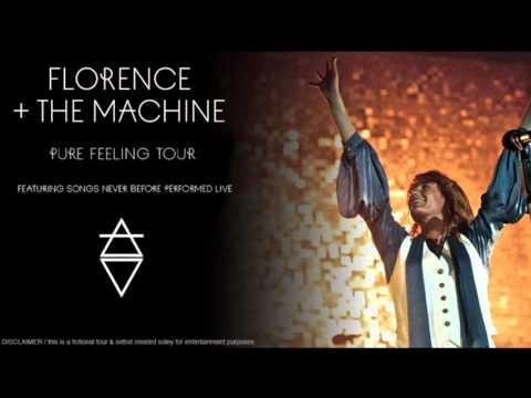 Florence + The Machine / Pure Feeling Tour